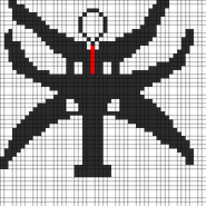 7306-Slender Man