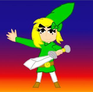 Alinka sword