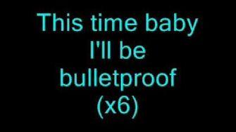 Sally Acorn's theme song-Bulletproof