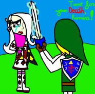 Kamira in troubles