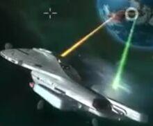 Federation-Klingon War 012