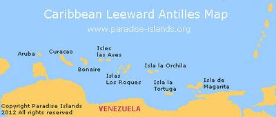 Caribbean-leeward-antilles-