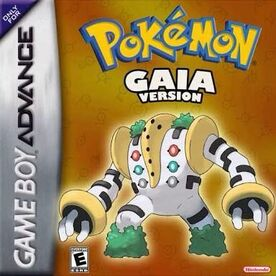 Pokemon Gaia Cover Art