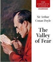 Sherlock Holmes The Valley of Fear Sir Arthur Conan Doyle unabridged compact discs Naxos