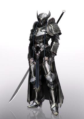 High elf vanguard