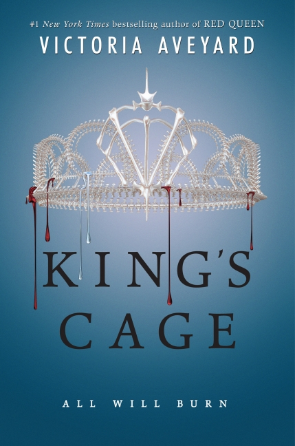 King's Cage | Red Queen Wiki | Fandom