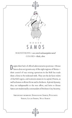 House Samos