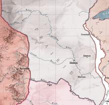 Prairie Map