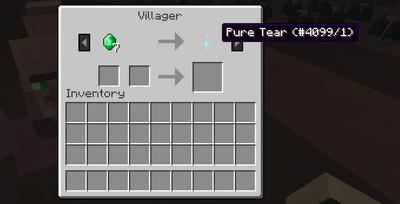 Pure tear trade