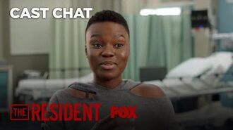 The Resident - Season Two - Crash Cart Moments - Ep. 4 -Dr. Okafor Comes Highly Recommended