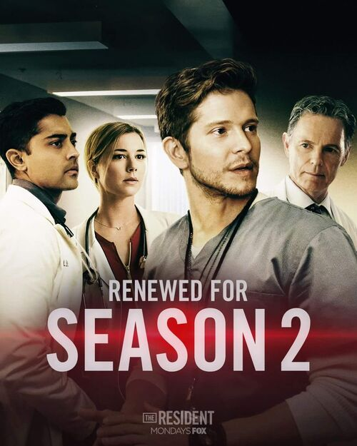 The Resident Renewed For Season Two