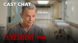 Cast Chat - Behind The Scenes - Season Two - Dr. Lane Hunter Returns