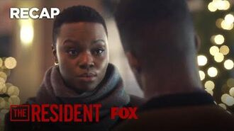 The Resident - Recap - Dr. Mina Okafor (Season One)