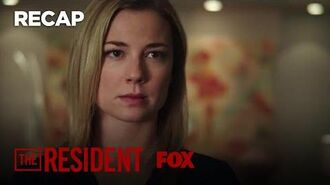 The Resident - Recap - Nurse Nicolette Nevin (Season One)