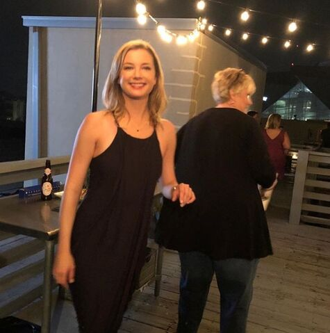 File:Behind The Scenes - Season Two - Amy Holden Jones Instagram - 2x02 Emily.jpg
