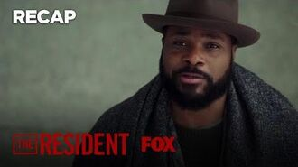 The Resident - Recap - Dr. AJ Austin (Season One)