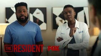 Clip - Season 2 Ep. 4 (2) - Dr. Bell And Austin Fight Over Dr. Okafor