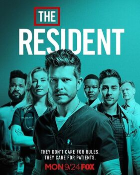 The Resident - Season Two - Poster (3)