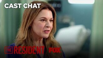 Cast Chat - Behind The Scenes - Season Two - Jane Leeves As Dr. Kit Voss