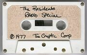 Residents Radio Special Casseete