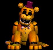 TRTF2 Fredbear