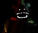 Purple Freddy(Shadow Golden Freddy)