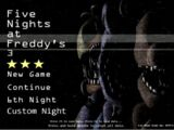 Five Nights at Freddy's 3 (fan-made game)