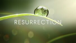 Resurrection (TV series) intertitle