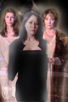 Halliwell ghosts