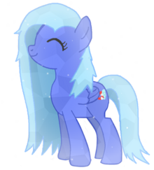 Crystal Pony Water Wings