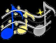 Sparkle chord's cutie mark