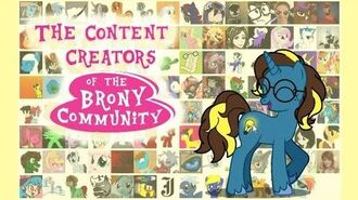 "Bright Idea Sings ~ The Brony Song (parody of ""Yakko's World"")"