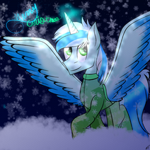 Prism Christmas Image