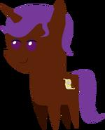 Eliyora pointy pony by pink mist10-d7x6jmx