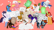 The rift cafe pillow fight by lightning bliss-d8u8hwx