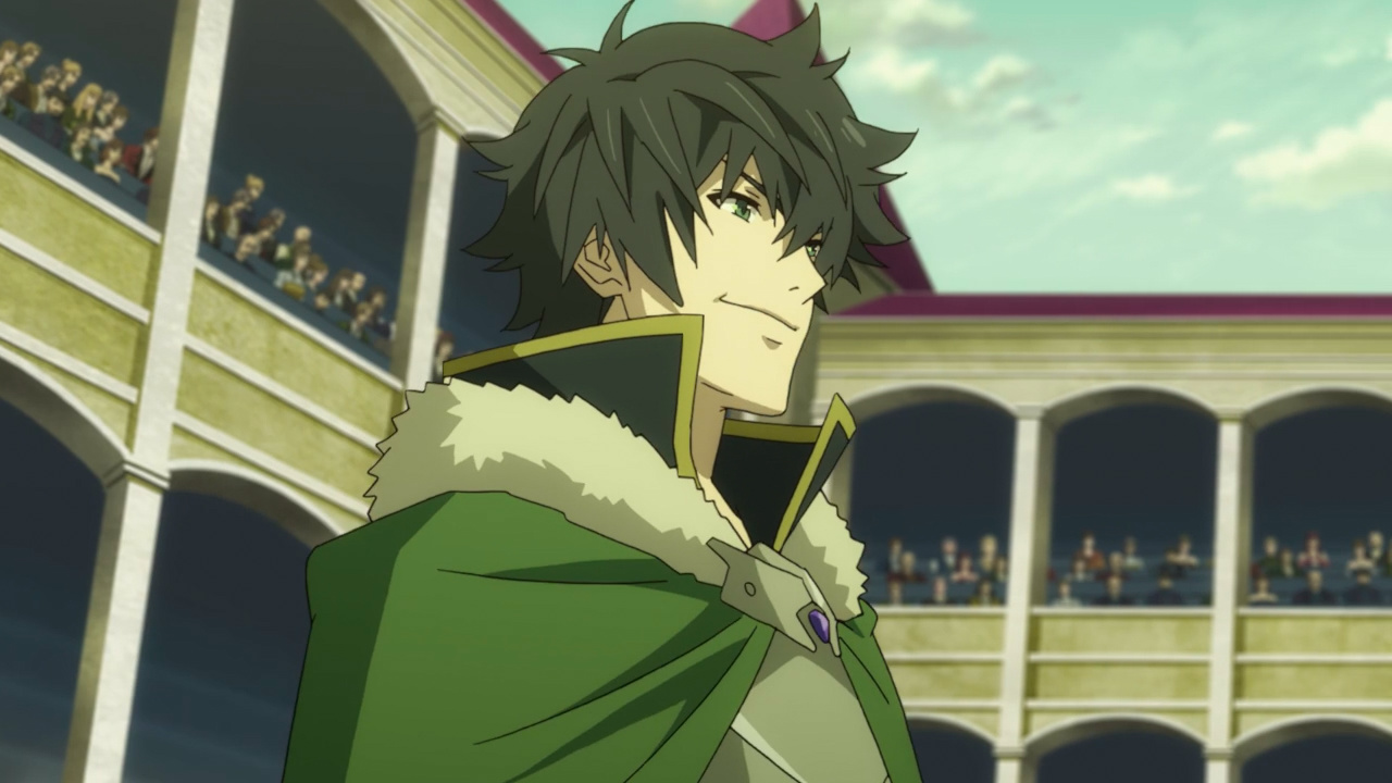 Naofumi's Triumphant Return | The Rising of the Shield Hero Wiki ...