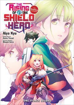 Manga Vol 11 ENG