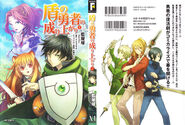 Manga Cover+Back 1