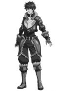 Naofumi Barbarian Armor