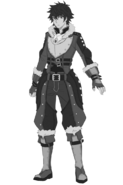 Naofumi Barbarian Armor +1