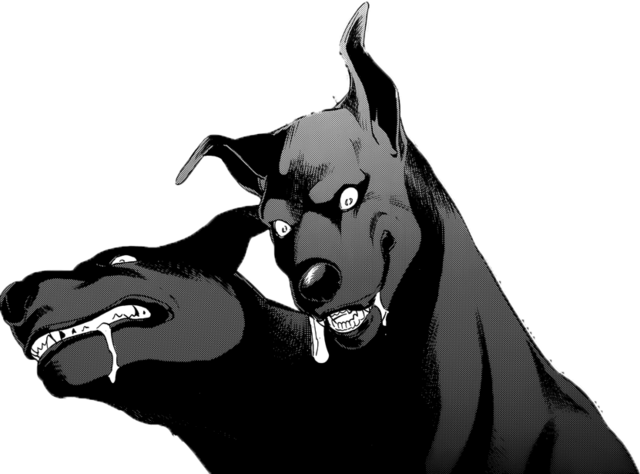 File:Two-Headed Black Dog.png
