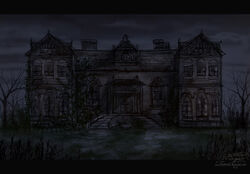Haunted mansion by rai1-d4q1mrv