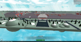 Sufflok porsmouth intl airport