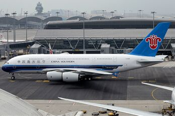 China Southern Airlines Airbus A380-841 Tang