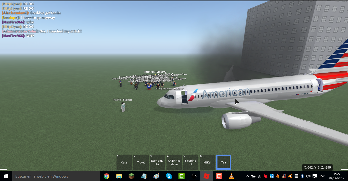American Airlines Flight 1526 The Roblox Airline Industry - roblox airlines