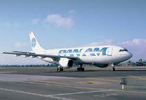8Airbus A300B4-203, Pan American World Airways - Pan Am AN0076290