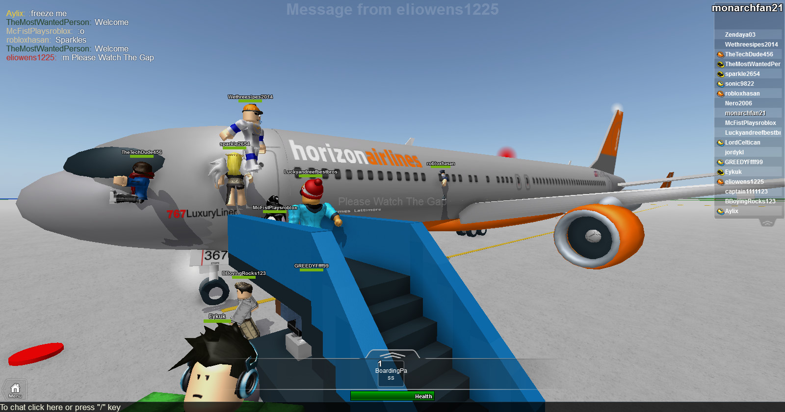 Horizon Airlines The Roblox Airline Industry Wiki Fandom - roblox airlines