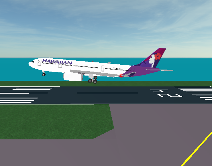 Hawaiian Airlines The Roblox Airline Industry Wiki