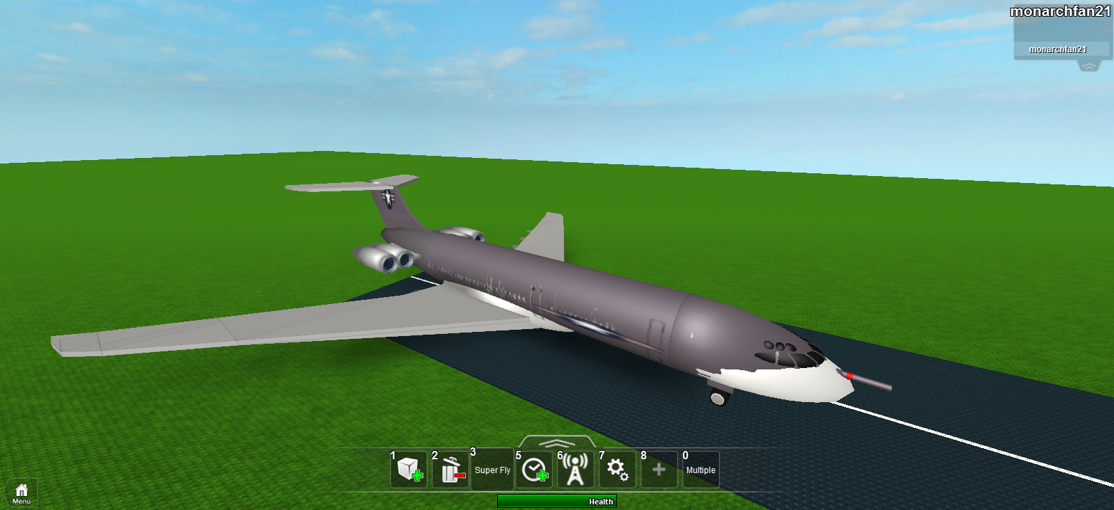 Usaf Vickers Vc 10 Tanker Crash The Roblox Airline Industry Wiki