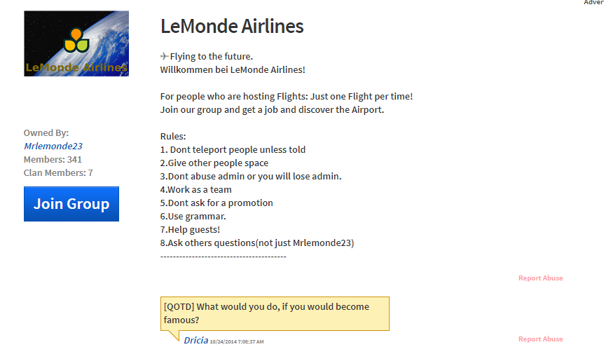LeMonde Airlines | The Roblox Airline Industry Wiki | FANDOM powered